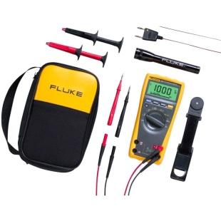 רב מודד ידני דיגיטלי פלוק - FLUKE 179 MAG2 KIT FLUKE