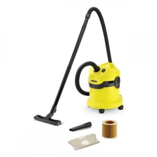 שואב אבק ביתי - רטוב / יבש - KARCHER WD2 KARCHER