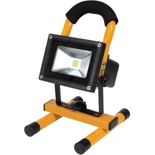 פנס עבודה מקצועי נטען - PRO-ELEC 10W LED WORKLIGHT PRO-ELEC