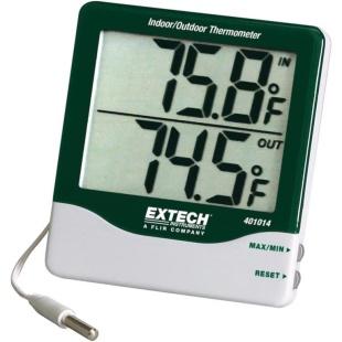 מד טמפרטורה דיגיטלי - EXTECH 401014 - IN/OUT EXTECH INSTRUMENTS