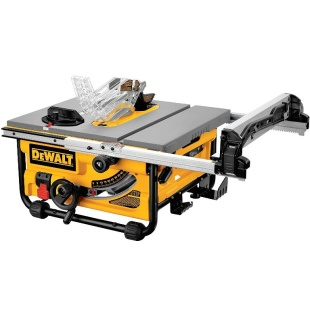 מסור שולחני חשמלי מקצועי - DEWALT DW745 DEWALT