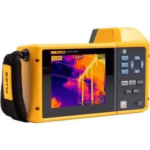 מצלמה תרמית מקצועית פלוק - FLUKE TIX500 9HZ FLUKE