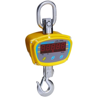 משקל תליה דיגיטלי - עד 1500 ק''ג - רזולוציה 0.2 ק''ג - LHS 1500 ADAM EQUIPMENT