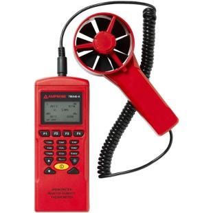 מודד ספיקת אוויר ידני דיגיטלי - BEHA AMPROBE TMA40A BEHA-AMPROBE