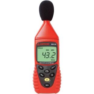 מודד עוצמת רעש ידני דיגיטלי - BEHA AMPROBE SM-20A BEHA-AMPROBE
