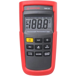מודד טמפרטורה ידני דיגיטלי - BEHA AMPROBE TMD-50 BEHA-AMPROBE