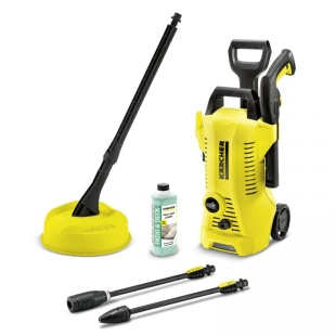 מכונת שטיפה בלחץ - KARCHER K2 PREMIUM FULL CONTROL HOME KARCHER