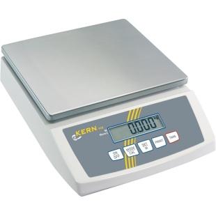 משקל דלפק דיגיטלי - עד 12 ק''ג - רזולוציה 1 גרם - FCB 12K1 KERN