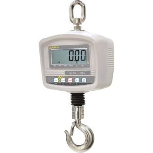 משקל תליה דיגיטלי - עד 600 ק''ג - רזולוציה 200 גרם - HFB 600K200 KERN