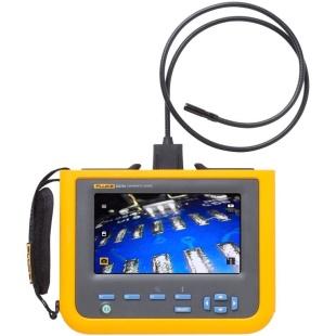 מצלמת בורוסקופ HD מקצועית פלוק - FLUKE DS701 FLUKE