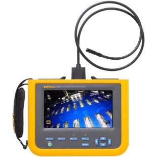 מצלמת בורוסקופ HD מקצועית פלוק - FLUKE DS703 FC FLUKE