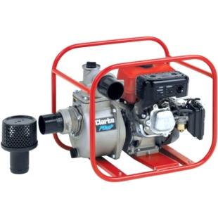 משאבת מים מנוע בנזין למים נקיים / מלוכלכים - ''CLARKE PW3 3 CLARKE