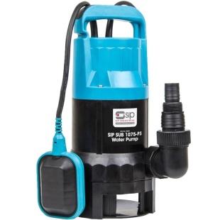 משאבת מים טבולה למים מלוכלכים - SIP SUB 1075-FS SIP
