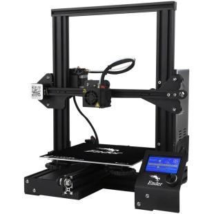 מדפסת תלת מימד - CREALITY 3D ENDER-3 PRO CREALITY 3D