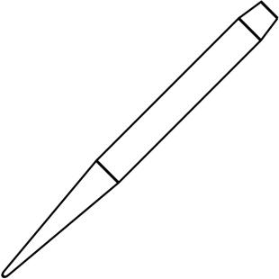 חבילת ראשים למלחם - PACE 1121-0527-P5 - 0.8MM CONICAL PACE