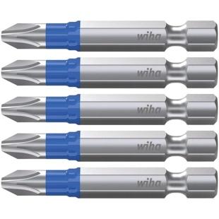 חבילת ביטים למברגה - ראש פיליפס - WIHA 41637 - PH1 X 50MM WIHA
