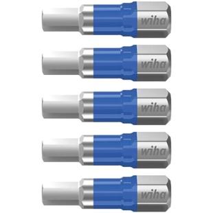 חבילת ביטים למברגה - ראש אלן - WIHA 41613 - 5MM X 25MM WIHA