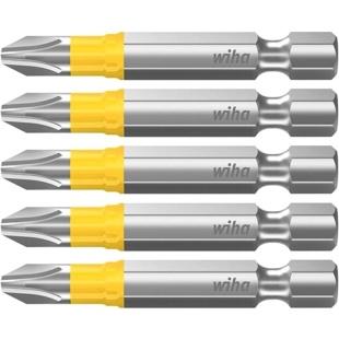 חבילת ביטים למברגה - ראש פיליפס - WIHA 41625 - PH2 X 50MM WIHA
