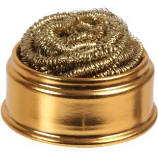 מתקן לניקוי ראש מלחם - צמר נחושת - DURATOOL D03301 DURATOOL