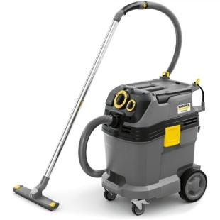 שואב אבק תעשייתי - רטוב / יבש - KARCHER NT 40/1 TACH TE M KARCHER
