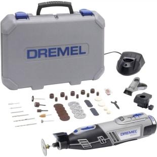 משחזת ציר נטענת 12V - קיט 47 אביזרים - DREMEL 8220-2/45 DREMEL