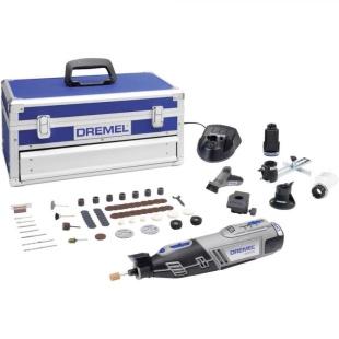 משחזת ציר נטענת 12V - קיט 38 אביזרים - DREMEL 8220 PLATINUM DREMEL