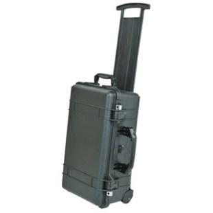 מזוודת אחסון טרולי מוגנת מים מפלסטיק קשיח - 560X350X230MM DURATOOL