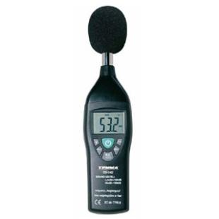 מודד עוצמת רעש ידני דיגיטלי - TENMA 72-942 TENMA