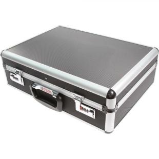 מזוודת כלים מקצועית מאלומיניום - 457X342X152MM DURATOOL