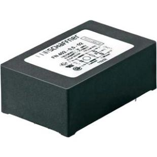 מסנן EMC / RFI למעגל מודפס - סדרה 1A - FN402 SCHAFFNER