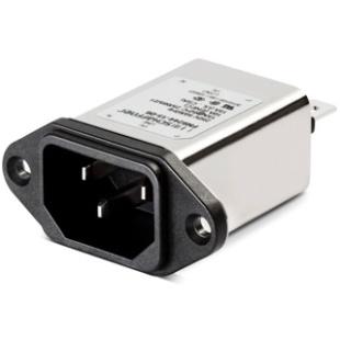 מסנן EMC / RFI עם כניסת מתח IEC - סדרה 1A - FN9244B SCHAFFNER