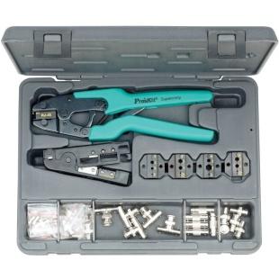 קיט כלי עבודה מקצועי לטכנאי PROSKIT 1PK-934 - CCTV PROSKIT