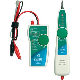 מאתר ובודק כבלי תקשורת מקצועי - PRO'SKIT MT-7068 PROSKIT