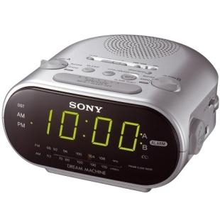 רדיו / שעון מעורר אנלוגי - SONY ICF-C318 SONY