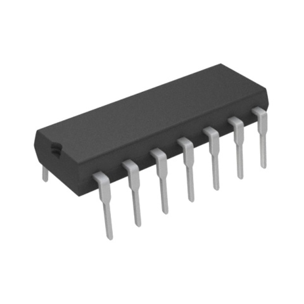 מגבר וידאו - 3 ערוצים - DIP - 500V/µs - 2.4V-36V - 125MHZ ANALOG DEVICES