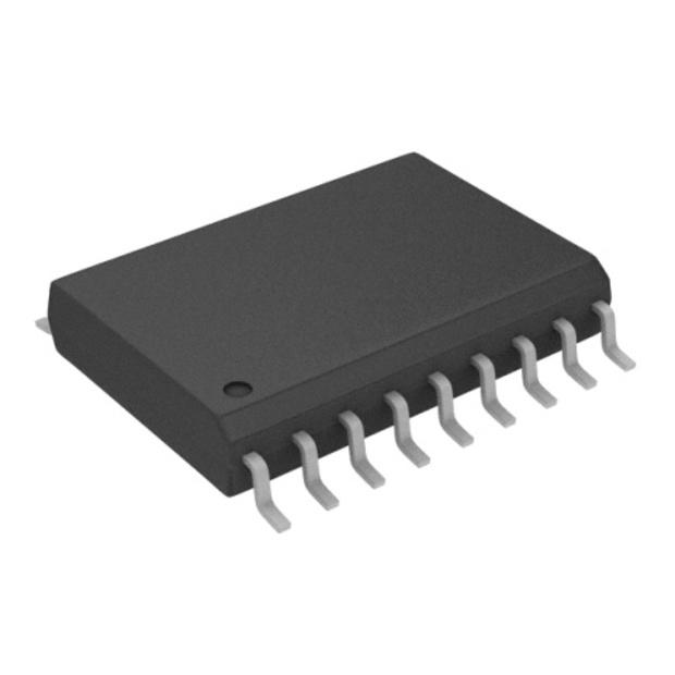 מיקרו בקר - SMD - 1.75KByte / 128Byte - 8BIT - 20MHZ - 16 I/O MICROCHIP