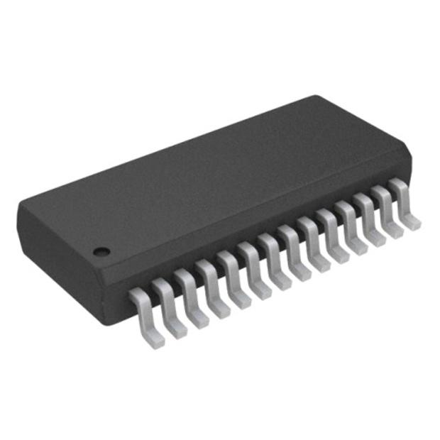 מיקרו בקר - SMD - 14KByte / 512Byte - 8BIT - 20MHZ - 25 I/O MICROCHIP