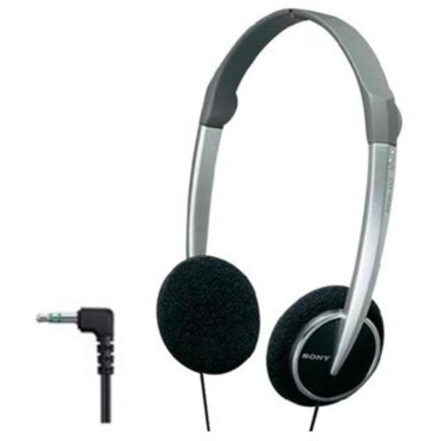 אוזניות ווקמן מתקפלות - SONY MDR-410 SONY