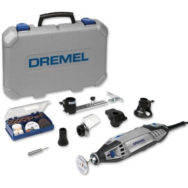 משחזת ציר חשמלית 220V - קיט 79 אביזרים - DREMEL 4200-4/75 DREMEL