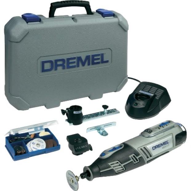 משחזת ציר נטענת 10.8V - קיט 47 אביזרים - DREMEL 8200JD DREMEL