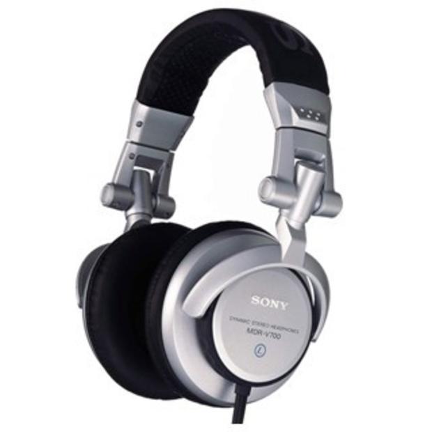 אוזניות SONY MDR-V700 - DJ SONY