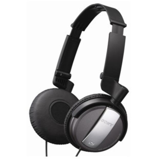 אוזניות מסננות רעשים - SONY MDR-NC7B SONY