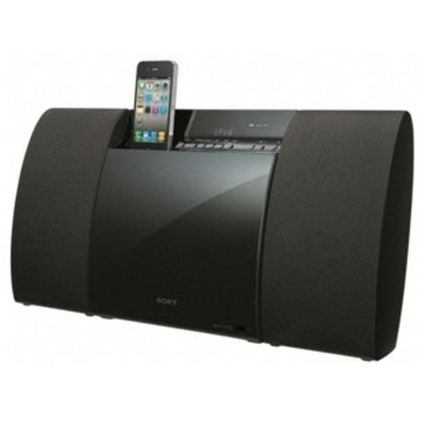 מערכת שמע עם תחנת עגינה עבור IPHONE 4/4S SONY