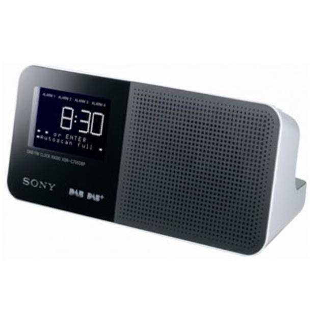 רדיו / שעון מעורר דיגיטלי - SONY XDR-C706DBP SONY