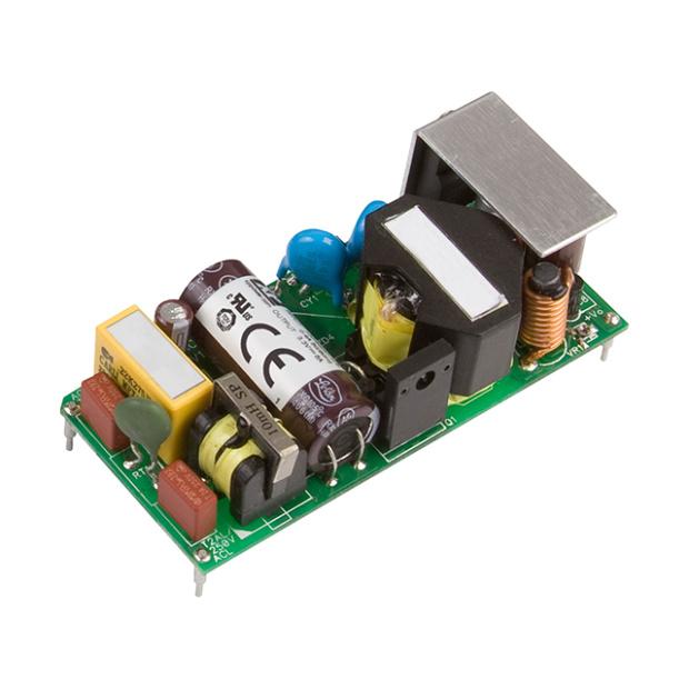 ספק כוח AC/DC למעגל מודפס - 30W - 85V~264V ⇒ 24V / 1.25A XP POWER