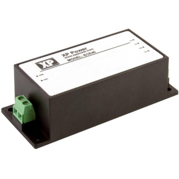 ספק כוח AC/DC לפס דין - 40W - 85V~264V ⇒ 24V / 1.67A XP POWER