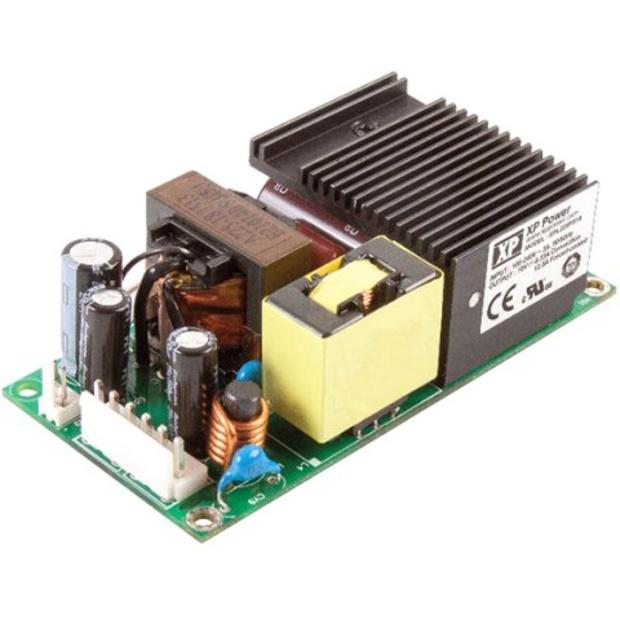 ספק כוח AC/DC לשאסי - 150W - 85V~264V ⇒ 28V / 5.36A XP POWER