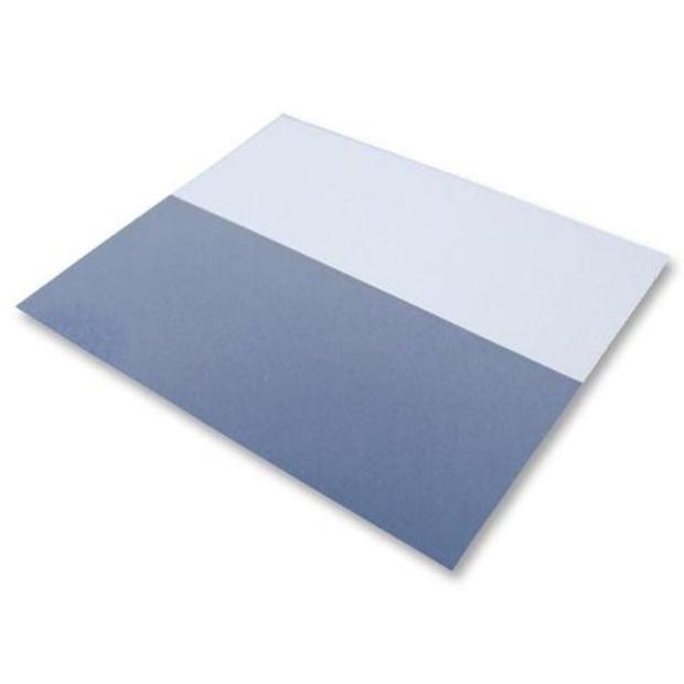 חבילת מדבקות סימון לכבלים - 50X18MM - WRAP AROUND SILVER FOX