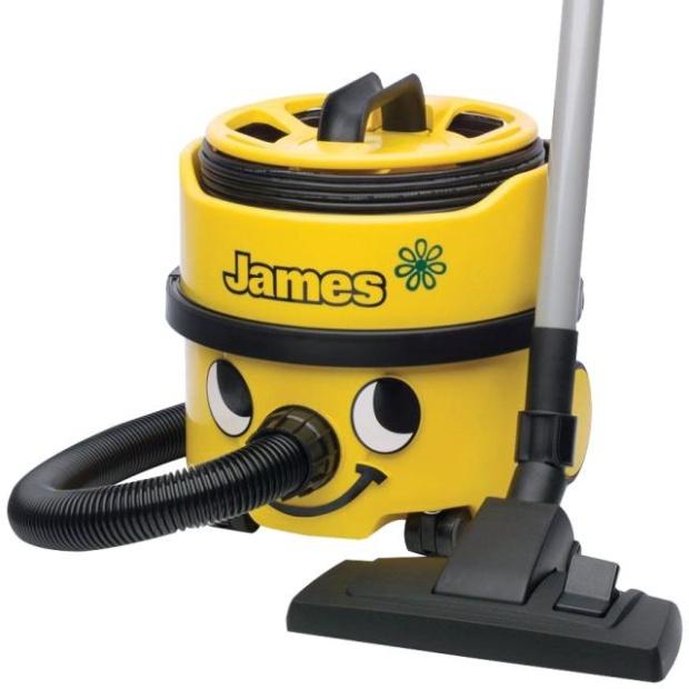 שואב אבק מקצועי - JAMES JVP 180-11 NUMATIC