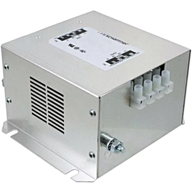 מסנן EMC / RFI תלת פאזי עם חיבור לפאנל - סדרה 36A - FN256 SCHAFFNER